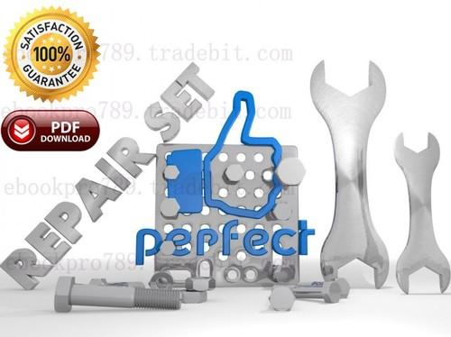 Product picture Komatsu PC95-1 USA Crawler Excavator Parts Catalogue Manual (S/N 5006335-Up)